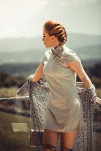 stunning woman